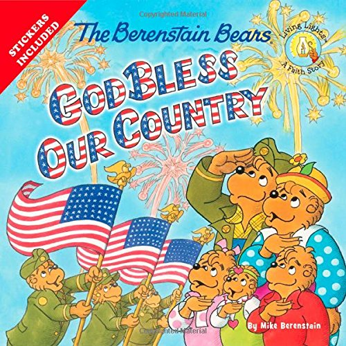 Berenstain Bears Old Book Cover : Christian children s book review the berenstain bears