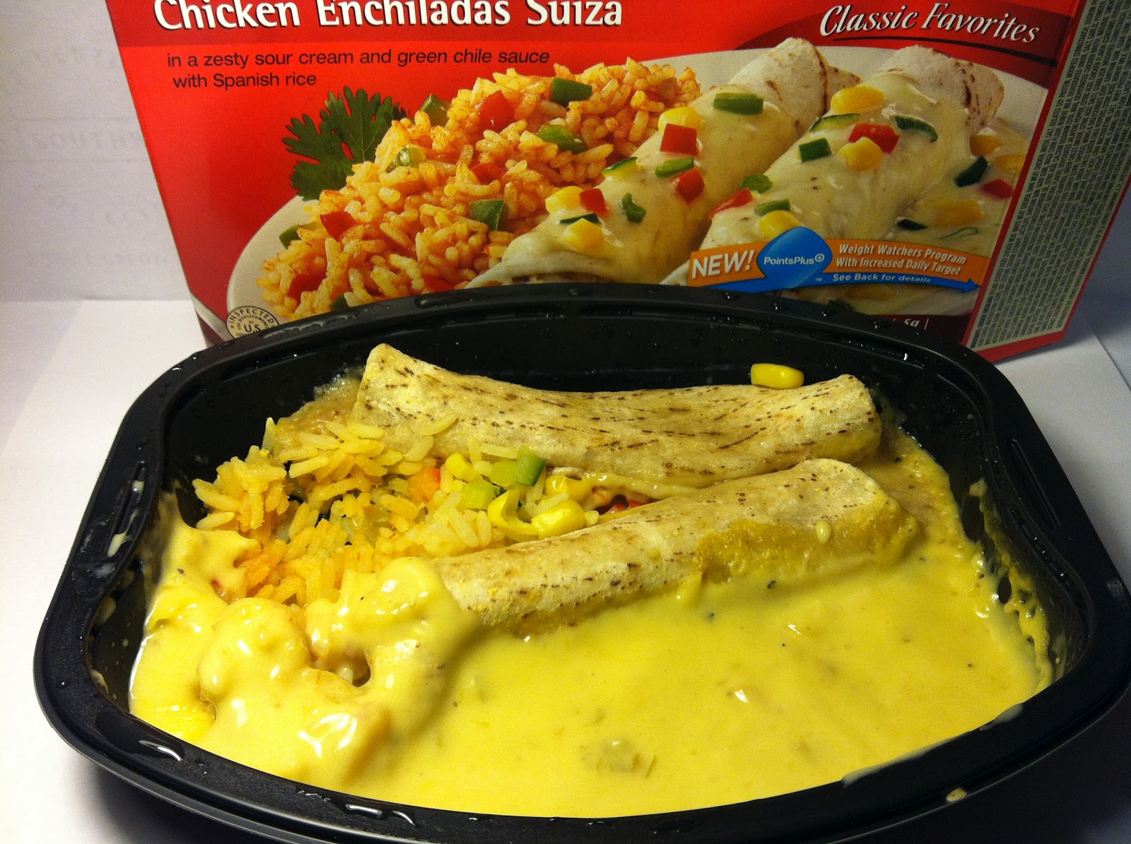 crazy food dude: review: weight watchers smart ones chicken