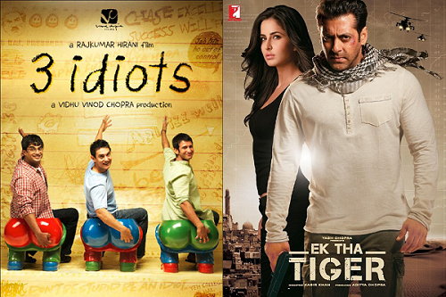 3 idiots ek tha tiger box office 3 Idiots or Ek Tha Tiger, which is the biggest hit?