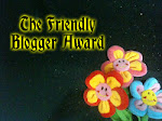 Cotton's Friendly Blogger Award