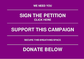 Please Support the Campaign
