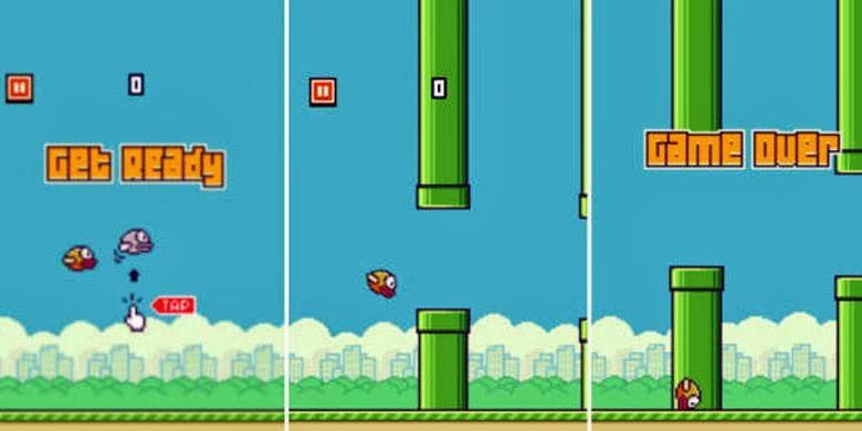 """Alasan Penarikan """"Flappy Bird"""" Akhirnya Terkuak"""