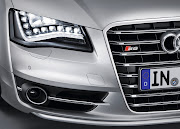 2013 Audi S8 LED Headlamps HD Wallpaper (audi wallpaper)
