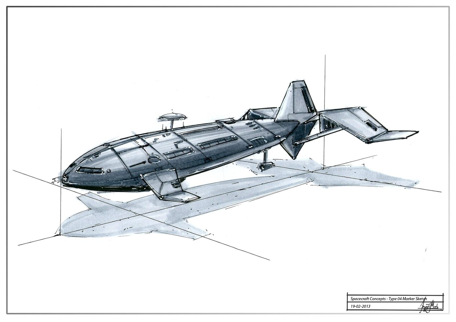 spacecraft concept - photo #12
