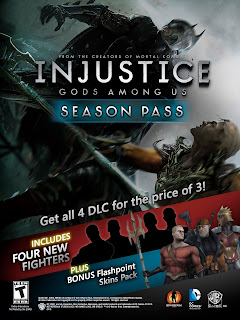 Injustice:Gods Among Us (2013) Online Latino