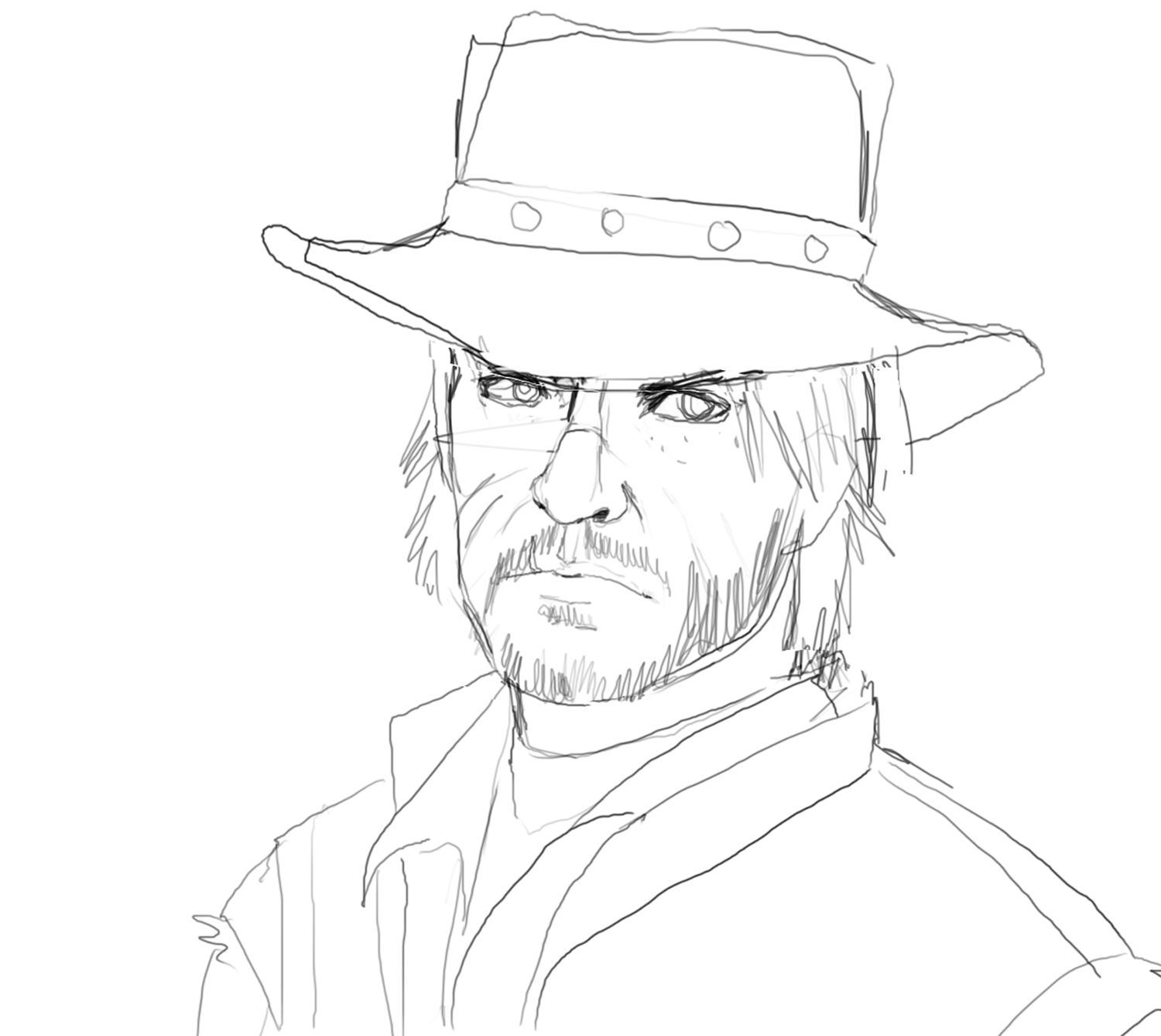 red dead redemption coloring pages - photo#27