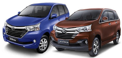 great new xenia grand avanza