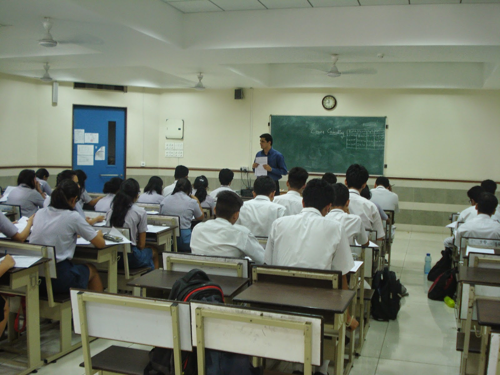 Career Counselling and Aptitude Tests for school students