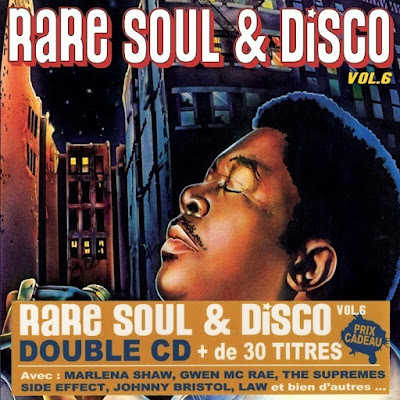 COMPILATION Rare Soul & Disco Vol 6 -2 cd