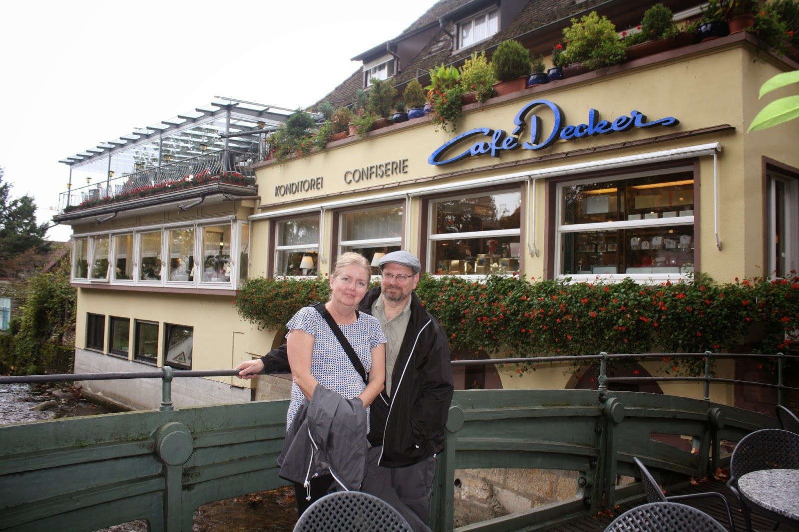 Cafe Decker, Staufen Germany