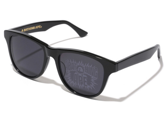 Hiphopish Sunglasses by A Bathing Ape