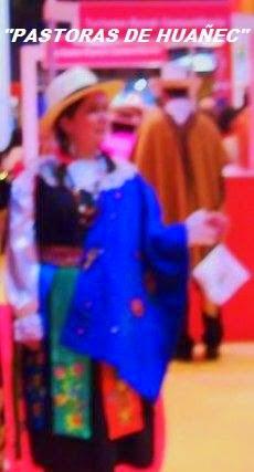"Danza navideña Yauyina  ""Las Pastoras de Huañec"""