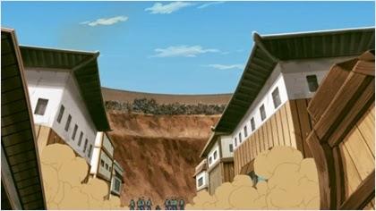 ยามาโตะสร้างหมู่บ้านขึ้นใหม่ด้วยคาถาไม้