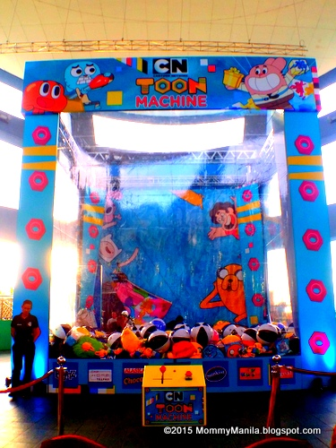 Cartoon Network Toon Machine