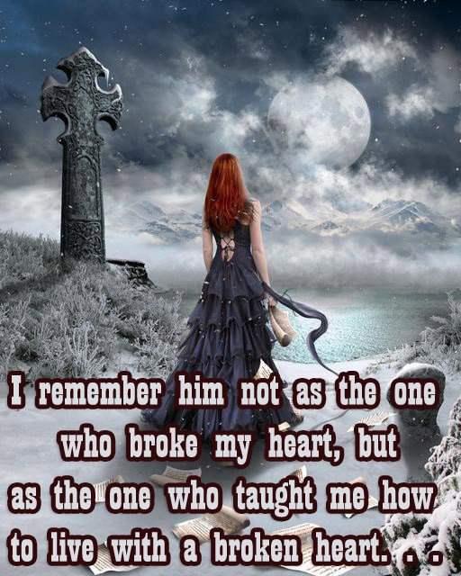 broken heart-love