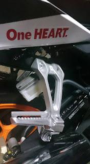 Bocoran Foto Honda Sonic 150R Dan Video repsol