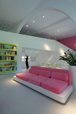diseno de apartamento moderno