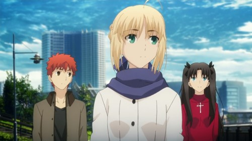 Fate/stay night: Unlimited Blade Works 2nd Season (2015) BD Episode 13 - 25 [END] Subtitle Indonesia