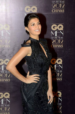Jacqueline Fernandez - GQ Men of the Year 2012