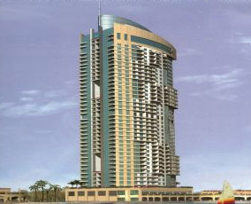 Icon tower 2 in Jumeirah