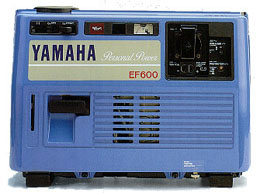 Yamaha ef600 generator service manual for Yamaha generator for sale
