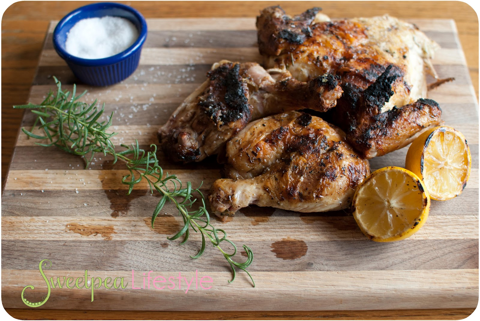 Tuscan Lemon Chicken Sweetpea Lifestyle