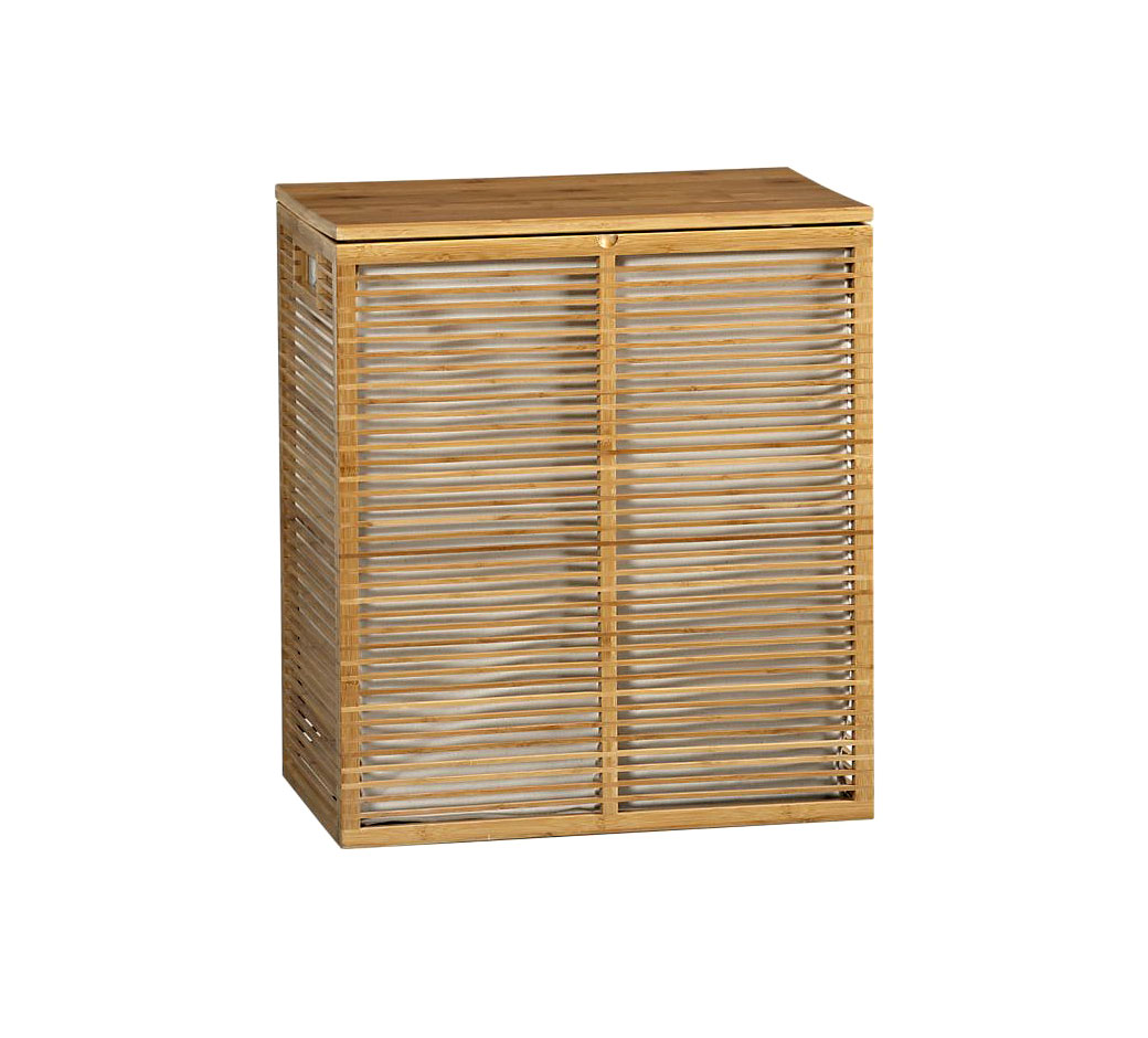 Bamboo grove photo bamboo hamper - Bamboo clothes hamper ...