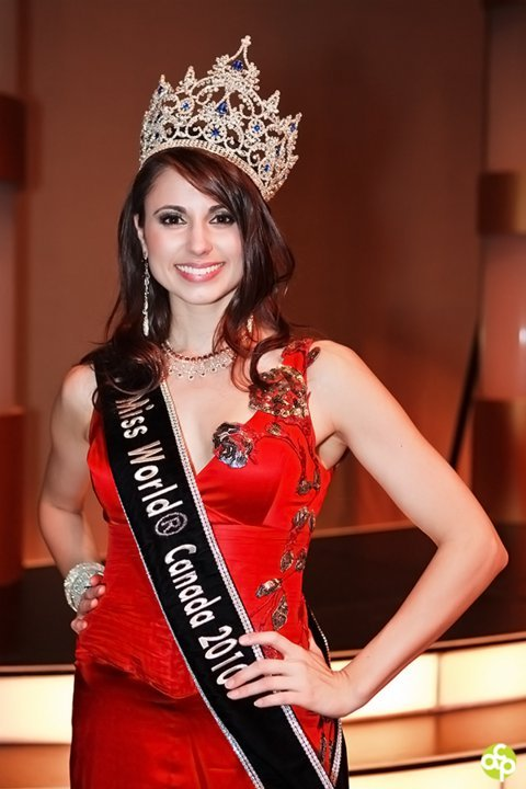 Miss World Canada 2011