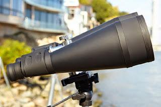 binoculares astronomía