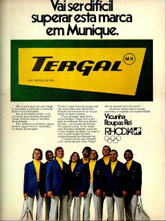 propaganda Tergal - 1972