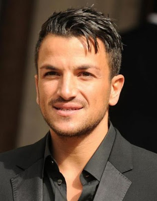 PETER ANDRE COOL HAIRCUT 2013