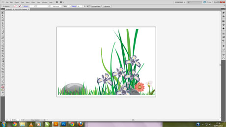 crop in Illustrator CS5.1