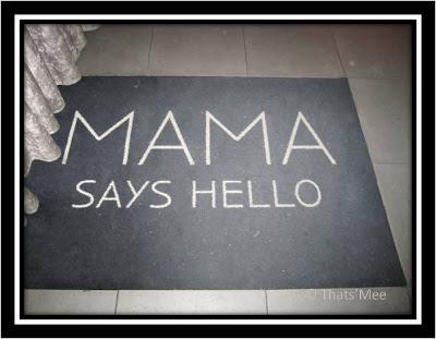 Brunch Mama Shelter tapis entrée