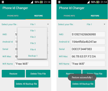 Download Xposed Phone ID Changer Pro Apk