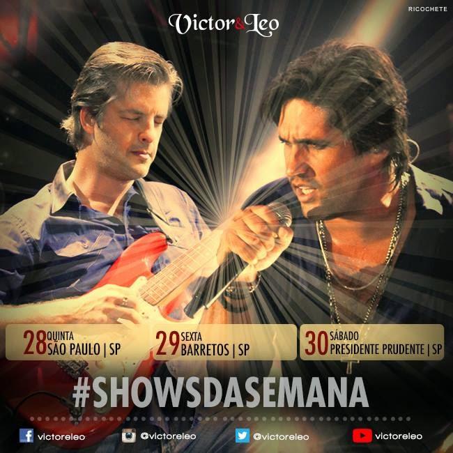 #ShowDaSemana