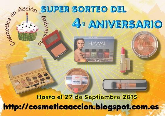 Sorteo 27 Septiembre 2015