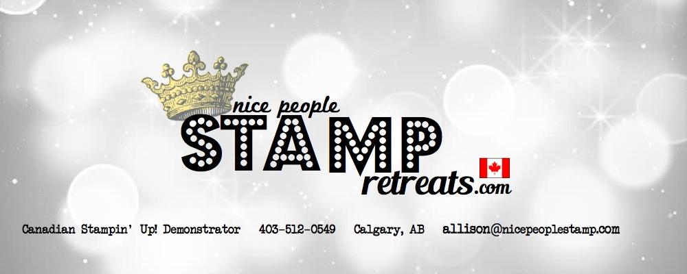 nice people STAMP Retreats