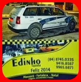 EDINHO TAXISTA