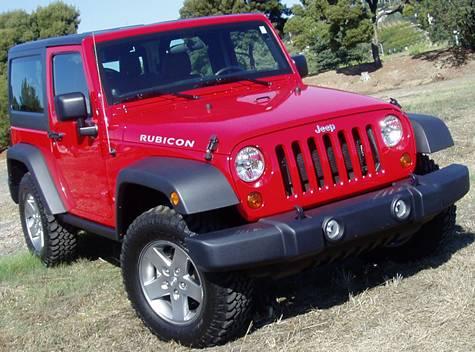 Mobil New Jeep Wrangler 2014 Sahara Rubicon