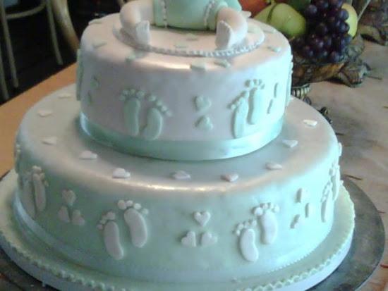Torta para comunion de niñas