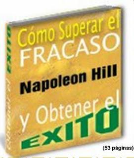 Libro Como superar el fracaso y obtener el éxito - Napoleon Hill