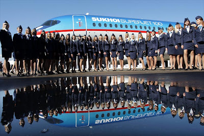 Foto-Foto Pesawat Sukhoi Superjet 100 Rusia Seen On www.coolpicturegallery.us