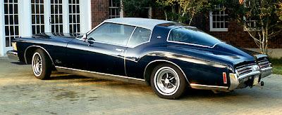 Buick Riviera 71