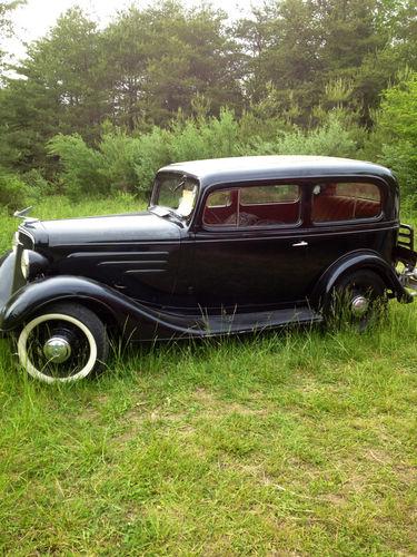 Youtube my28chev 1935 chevrolet 2 door sedan for 1935 chevy 2 door sedan