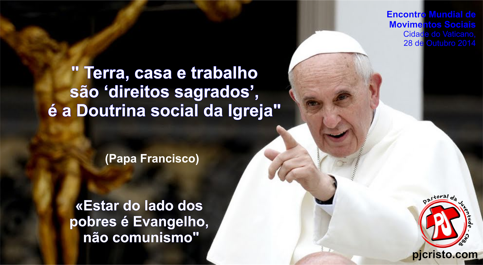 Resultado de imagem para papa pobres comunista