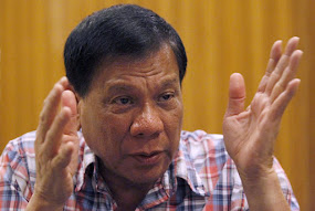 PHILIPPINES HAS A NEW PRESIDENT, RODRIGO DIRTERTE