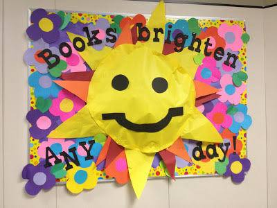 Sun Library Display
