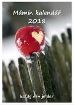 Mámin kalendář 2018