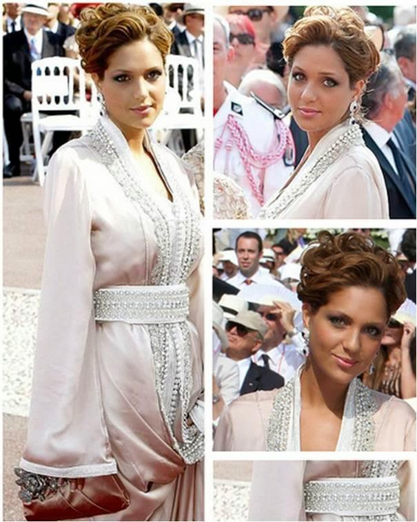 lalla soukaina en mode caftan 2014 - Mariage Lalla Soukaina