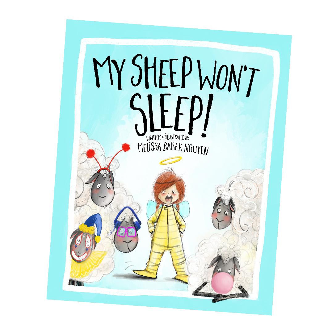 My Sheep Won't Sleep!